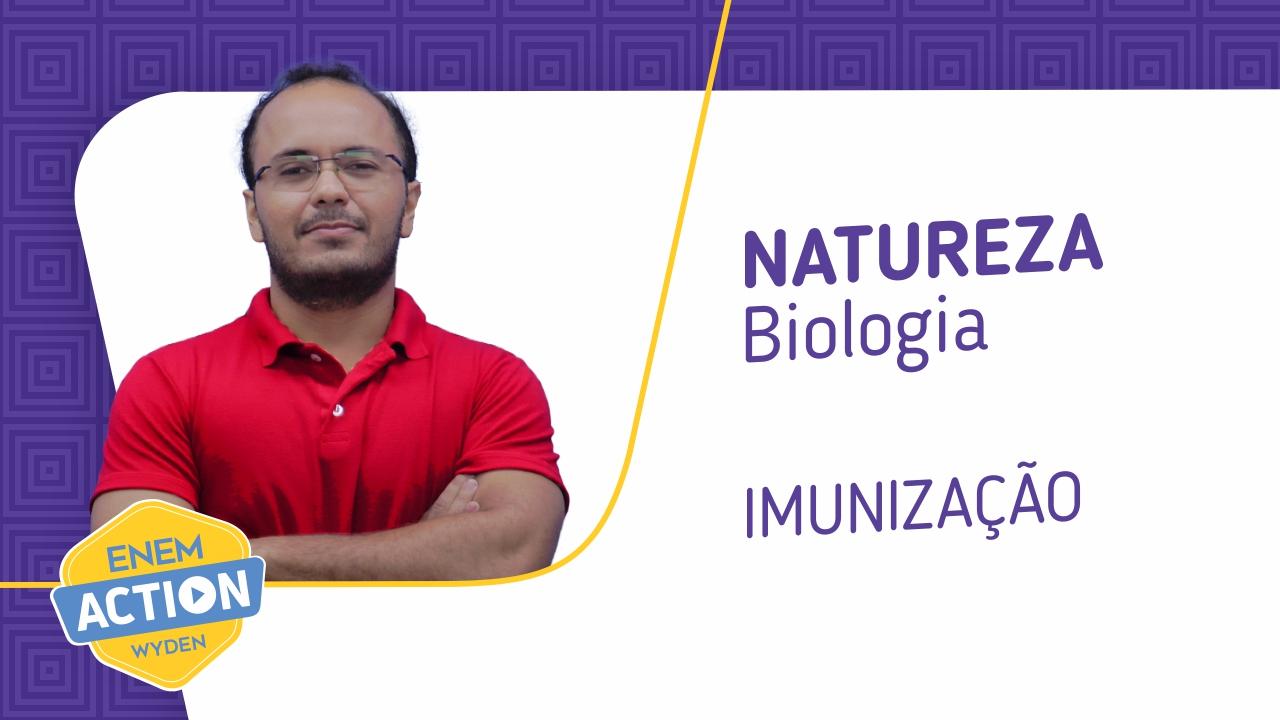 Biologia: Imunização