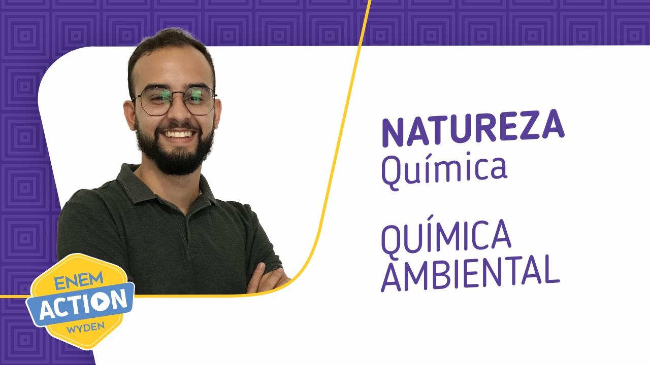 Química: Química ambiental