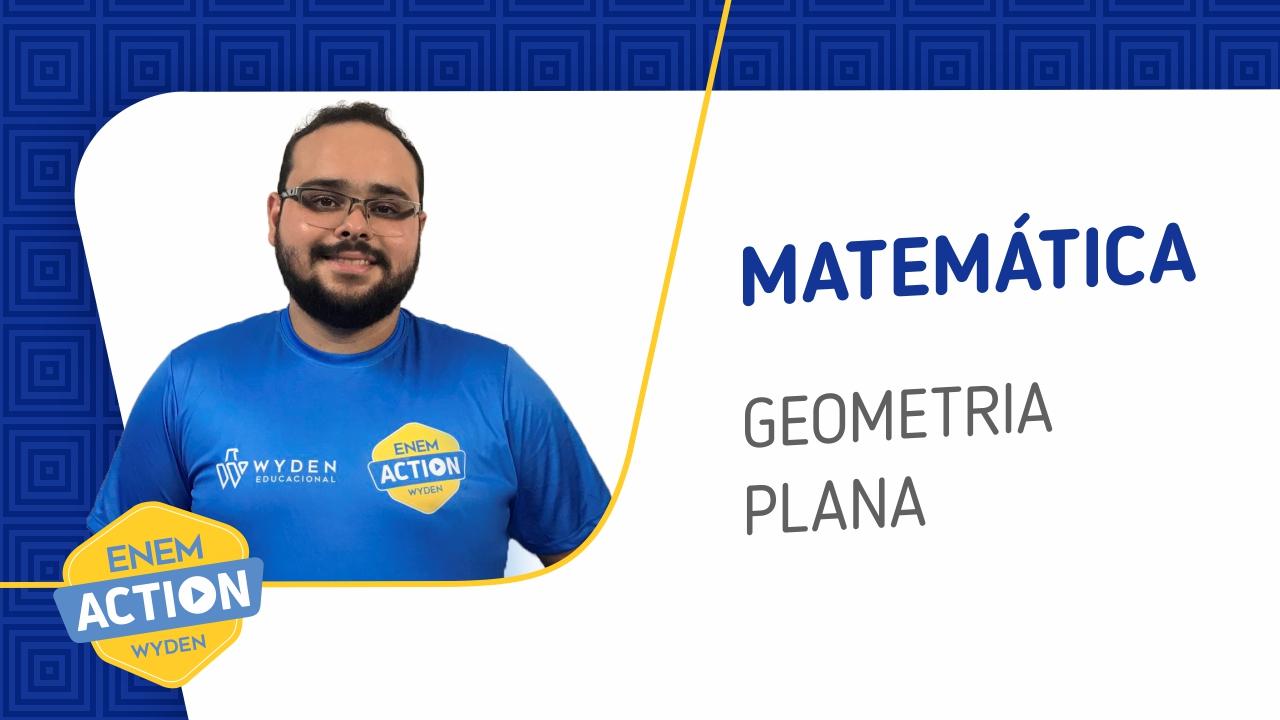 Matemática: Geometria plana